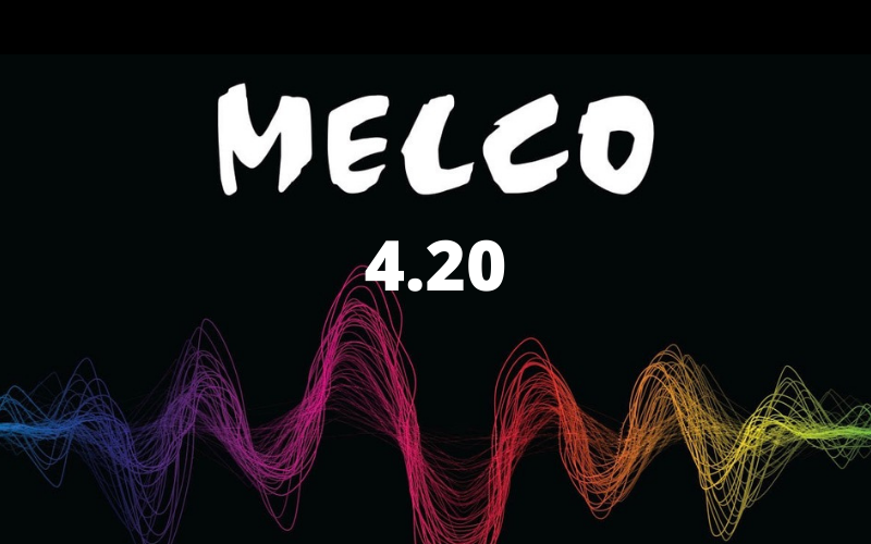Melco: neue Firmware 4.20 verfügbar