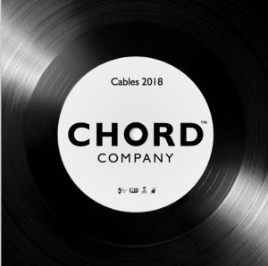 Chord-Broschüre Cables 2018