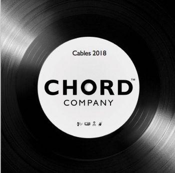 """Die neue Chord-Broschüre """"Cables 2018"""""""