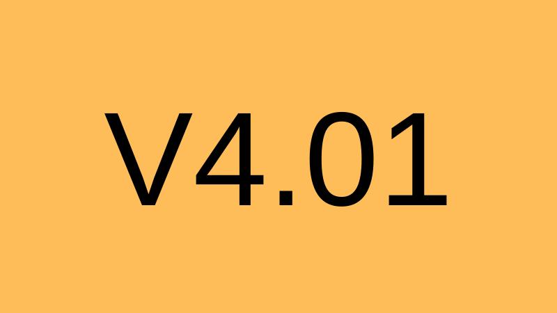 NEUE MELCO FIRMWARE V4.01