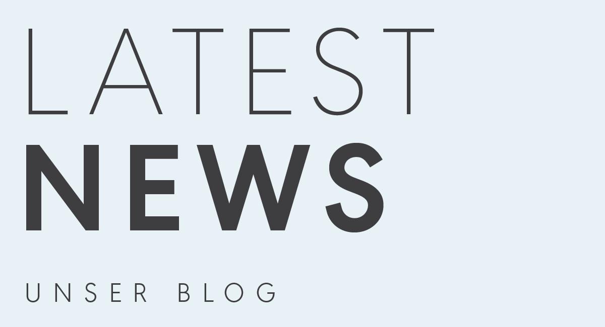 Neuigkeiten im Blog von DREI H
