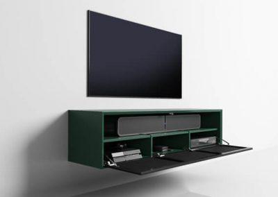 Lautsprecher-Möbel