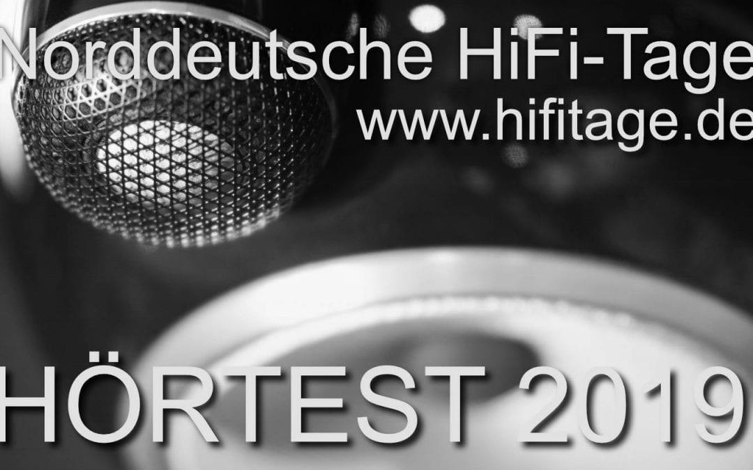Norddeutsche  Hifi-Tage in Hamburg