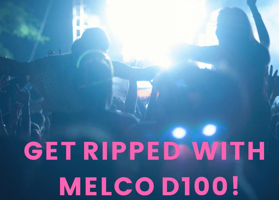 Testbericht Melco D100 CD-Laufwerk